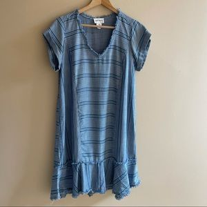 for the Republic oversized shift dress SIZE M